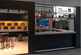 the d&b coffelounge a modular bar